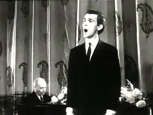 Муслим Магомаев Silenzio, cantatore (Молчи, певец)