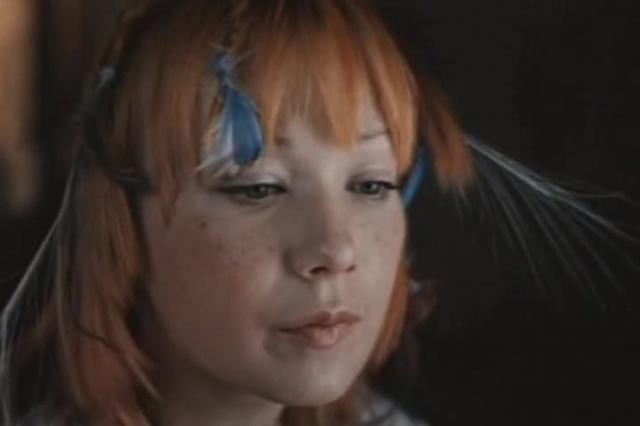 Елена Камбурова (за кадром) Ты скажи мне, зеркало