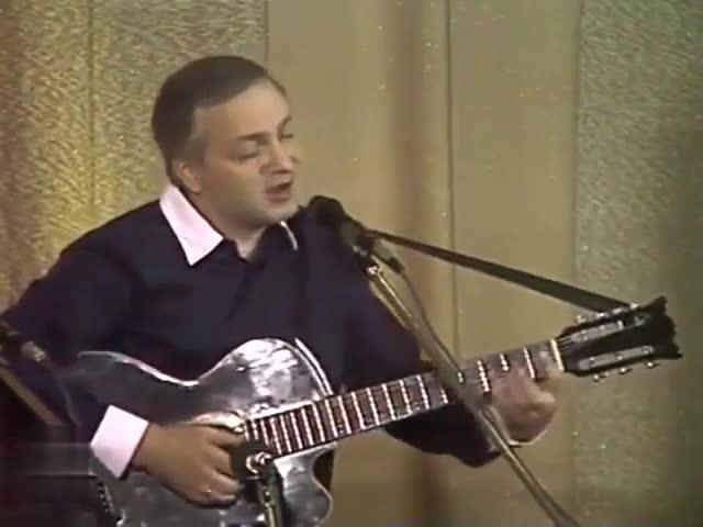 Сергей Никитин Диалог у новогодней ёлки