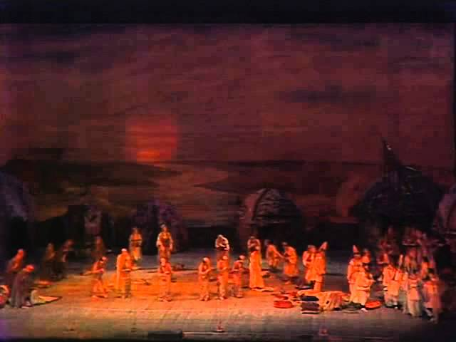 Хор Большого театра Песня половецких девушек