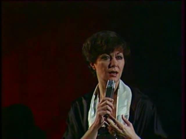 Эдита Пьеха Баллада о старом рояле