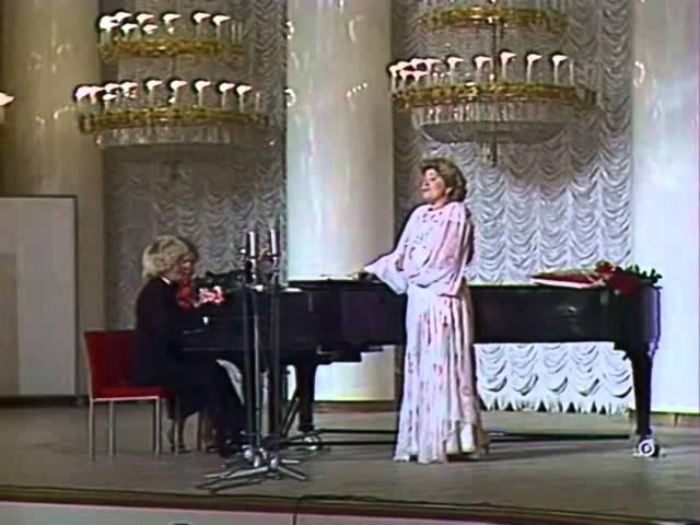 Елена Образцова Восточный романс