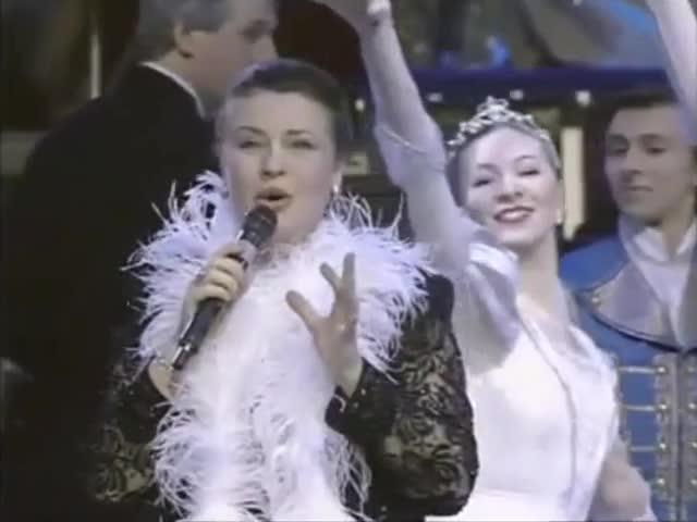 Валентина Толкунова День рождения Шопена