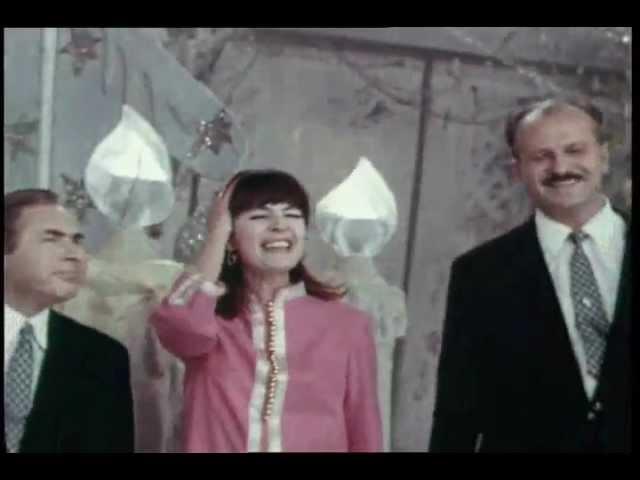 Юлия Пашковская, Юрий Тимошенко, Ефим Березин В трёхкомнатной квартире