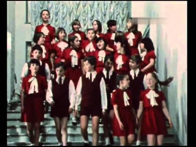 Большой детский хор На прививку