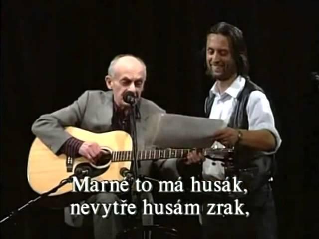 Булат Окуджава Гусак