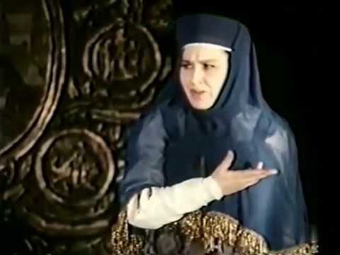 "Ирина Архипова Сцена гадания Марфы из оперы ""Хованщина"""