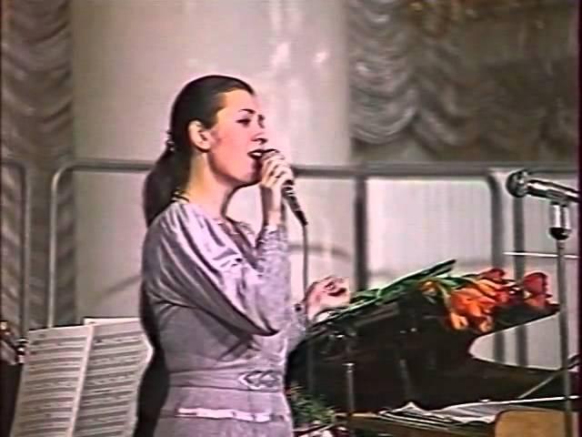Валентина Толкунова Июльские грозы