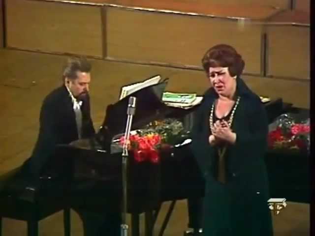 Ирина Архипова О, спой же ту песню