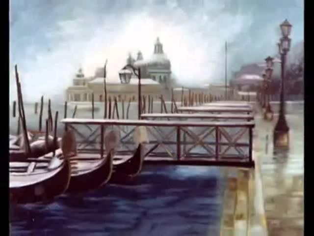 Эдуард Хиль Венецианская ночь
