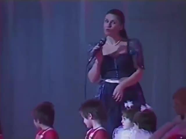 Валентина Толкунова Колыбельная сыну