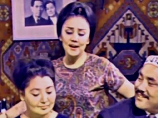 Майя Кристалинская (за кадром) Песня о матери