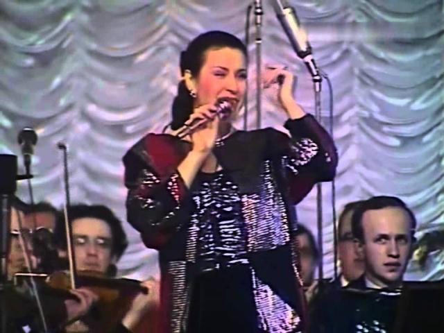 Валентина Толкунова Немое кино