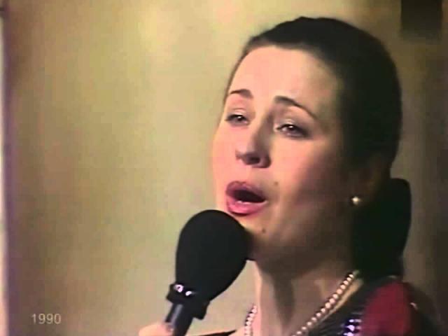 Валентина Толкунова За что же счастье мне такое?