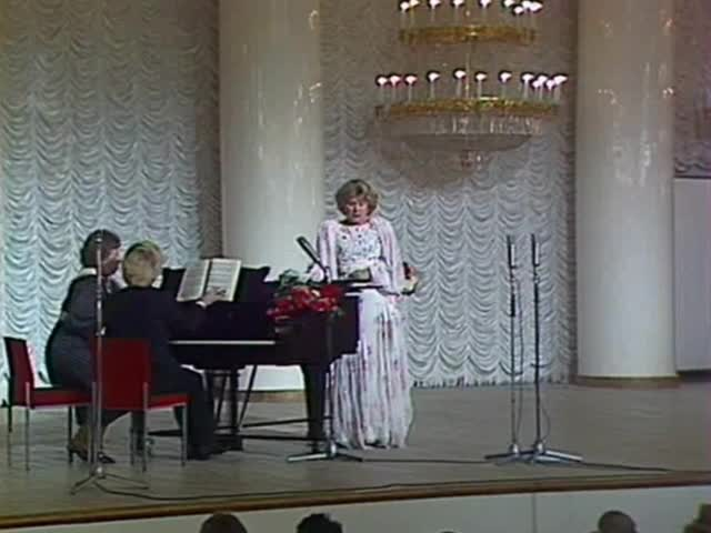 Елена Образцова О, милая дева