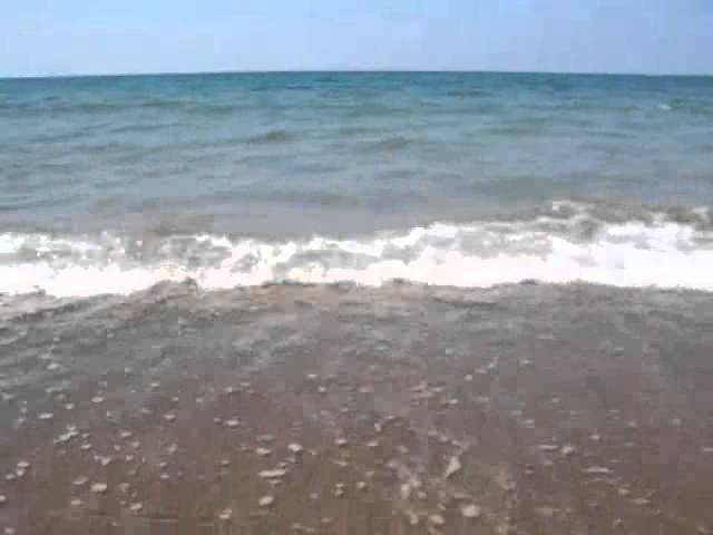 Эдуард Хиль Гаснут на песке