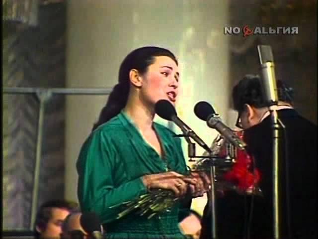 Валентина Толкунова Любовь-кольцо