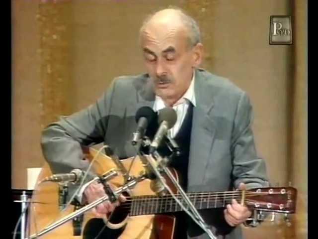 Булат Окуджава Грузинская песня