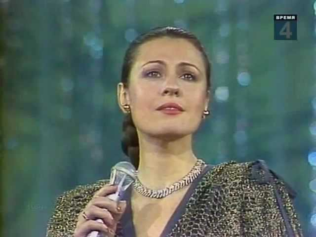 Валентина Толкунова Скажите, лебеди