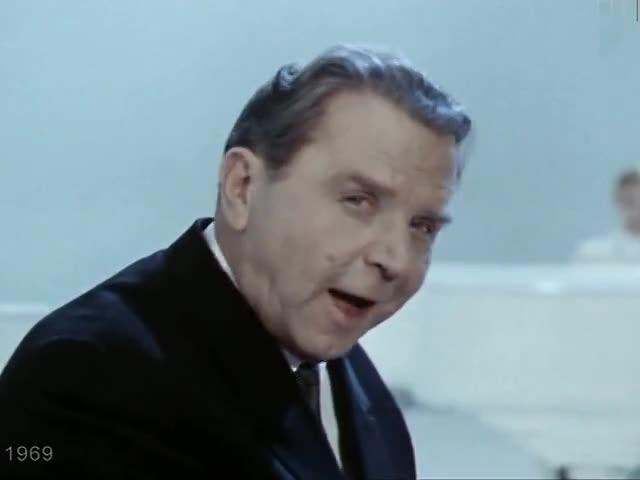 Александр Борисов (за кадром) Песенка о старости