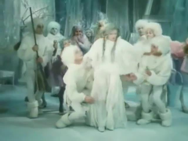 Алиса Фрейндлих песня Снежной королевы