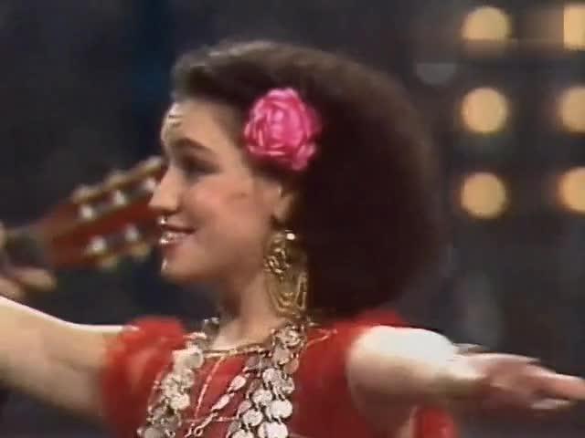 Анжелика Маштакова Цыганская песня
