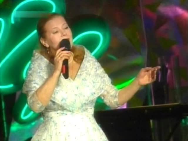Людмила Сенчина Белой акации гроздья душистые