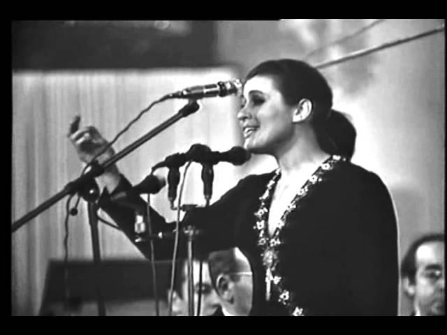 Валентина Толкунова Песня об одиноком друге