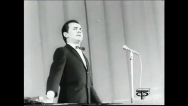 """Муслим Магомаев Ариозо Мизгиря из оперы """"Снегурочка"""""""