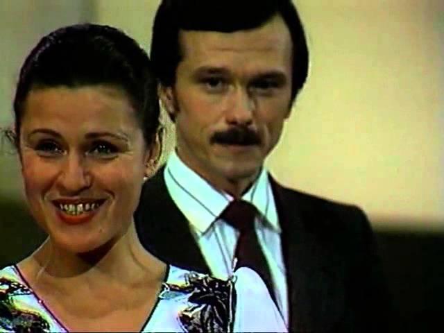 Валентина Толкунова, Леонид Серебренников Диалог у новогодней ёлки