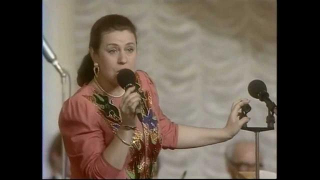 Валентина Толкунова Не рви тюльпан