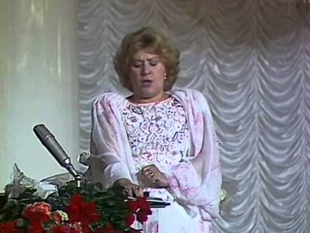 Елена Образцова Оделась туманами Сиерра-Невада