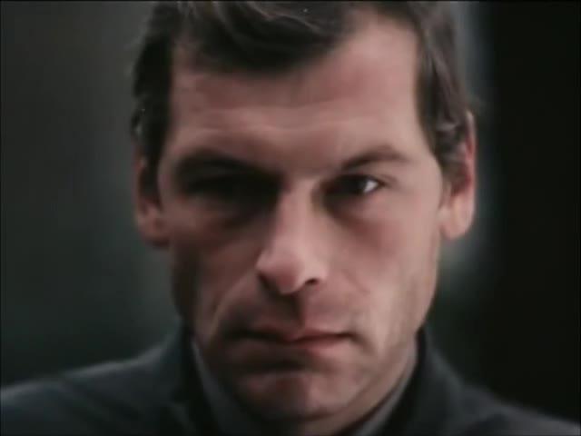 Юрий Визбор (за кадром) Серёга Санин