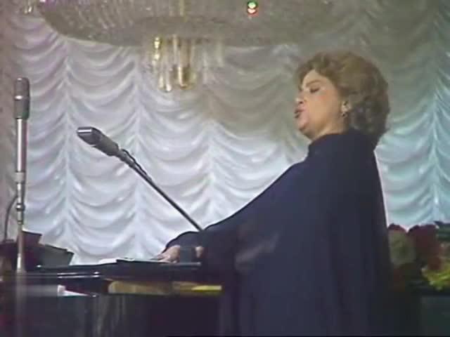 Елена Образцова Тихо, так тихо