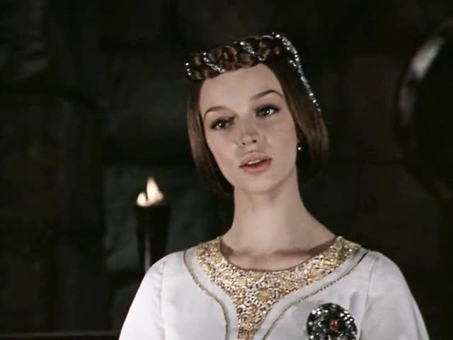 Татьяна Анциферова (за кадром) Звёздный мост