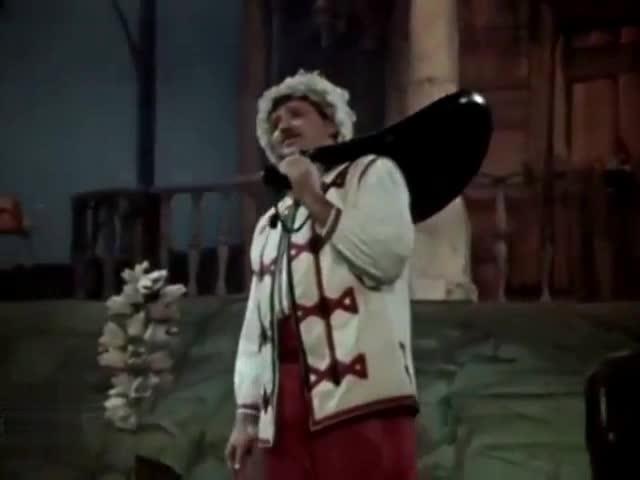 """Константин Лисовский Вторая песня Левко из оперы """"Майская ночь"""""""