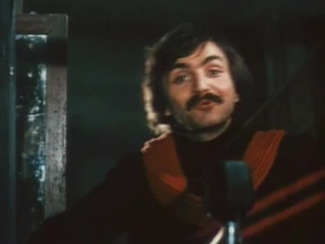 Александр Фёдоров (за кадром) Фокусник