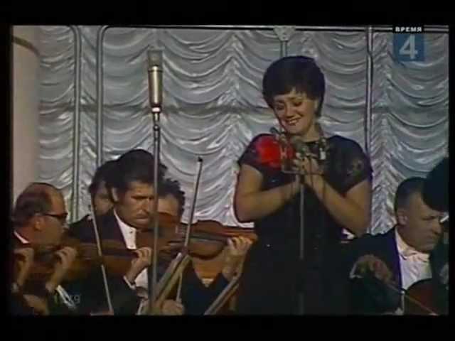 Тамара Синявская Песня о любви
