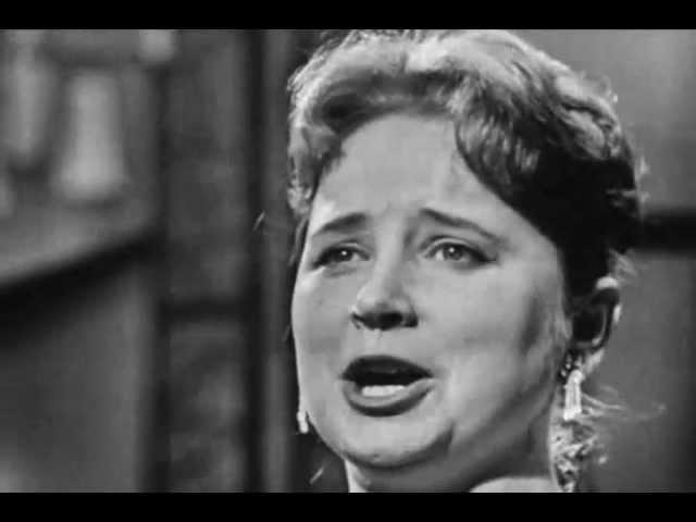 Тамара Милашкина Старинная испанская песня