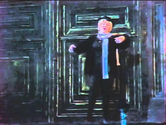 "Артур Жилкин, Людмила Плотникова Дуэт Гофмана и Никлауса из оперы ""Сказки Гофмана"""