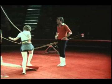 Валентин Никулин (за кадром) Цирк
