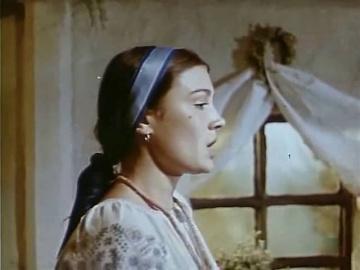 """Мария Стефюк (за кадром) Вторая песня Наталки из оперы """"Наталка Полтавка"""""""
