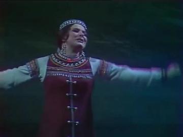 """Людмила Сергиенко Ария Купавы из оперы """"Снегурочка"""""""