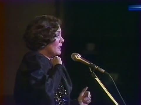 Лариса Голубкина Попурри из песен репертуара Клавдии Шульженко