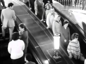 Булат Окуджава Песенка о московском метро