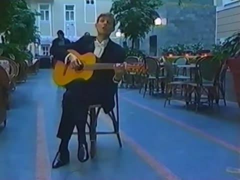 Олег Погудин Твои глаза зелёные