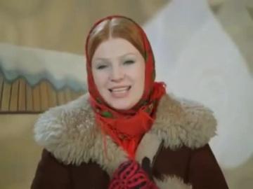 Антонина Жмакова Мне без валенок беда