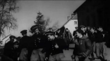 """Ефрем Флакс Воспоминание об эскадрилье """"Нормандия-Неман"""""""