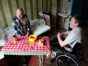 Игорь Демарин Дом престарелых
