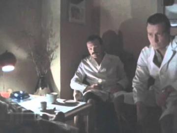 Геннадий Трофимов (за кадром) Тень